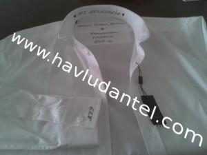 kişiye özel gömlek siparişi